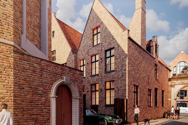 Kwalitatief wonen aan het Belfort | Brugge Centrum