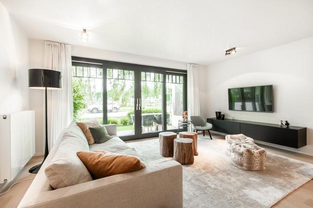 Prachtig appartement met uniek zicht op het meer te Duinenwater