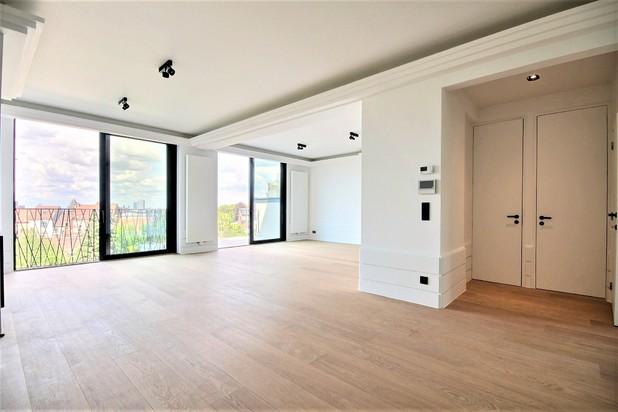 Duplex Penthouse - 3 chambres - A louer