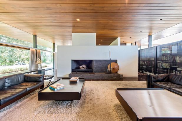 Modernistische architectenvilla | Tielt