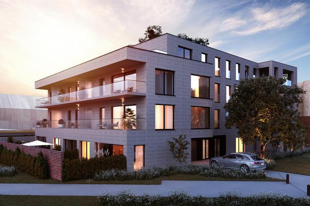 Penthouse te koop in Gent met referentie 19901224445