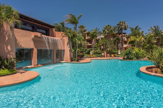 3 slaapkamer appartement in de Gouden Mijl van Marbella, Spanje