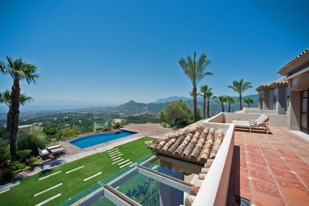 7 Slaapkamer villa te koop in La Zagaleta, Marbella, Spanje.