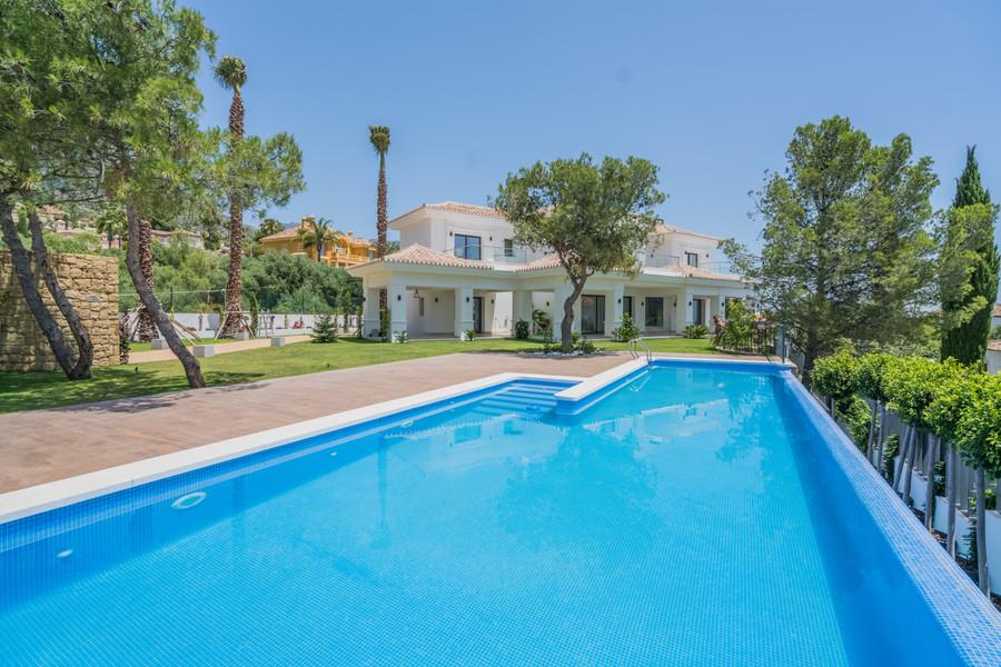 5 slaapkamer villa te koop in Sierra Blanca, Marbella, Spanje