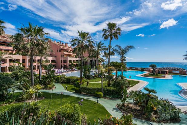 2 Slaapkamer appartement te koop in Puerto Banus, Marbella aan de Costa del Sol