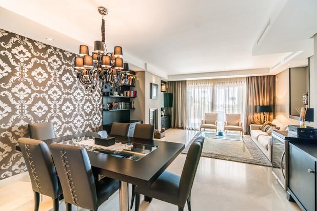 Gelijkvloers appartement aan het strand te koop in Marbella, Spanje