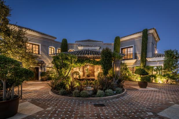 Villa te koop en te huur in La Zagaleta, Benahavis