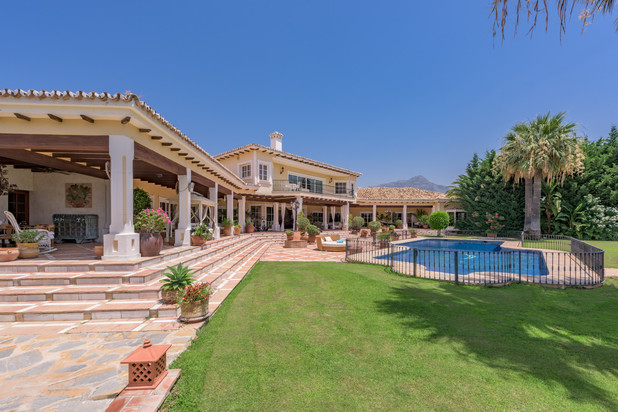 Villa te koop en te huur in Vega del Colorado, Benahavis