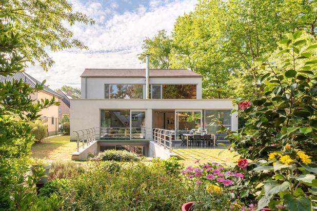 Moderne villa met uitzonderlijke wellness faciliteiten te Waasmunster