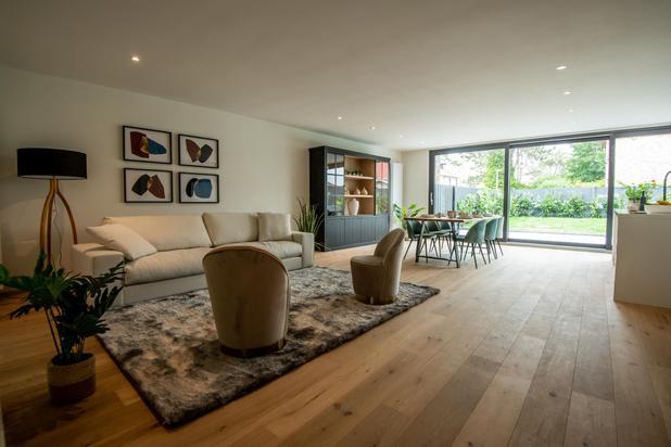 Nouvelle maison style cottage bien située tout près de Witte Duivenhof - Vieux Knokke