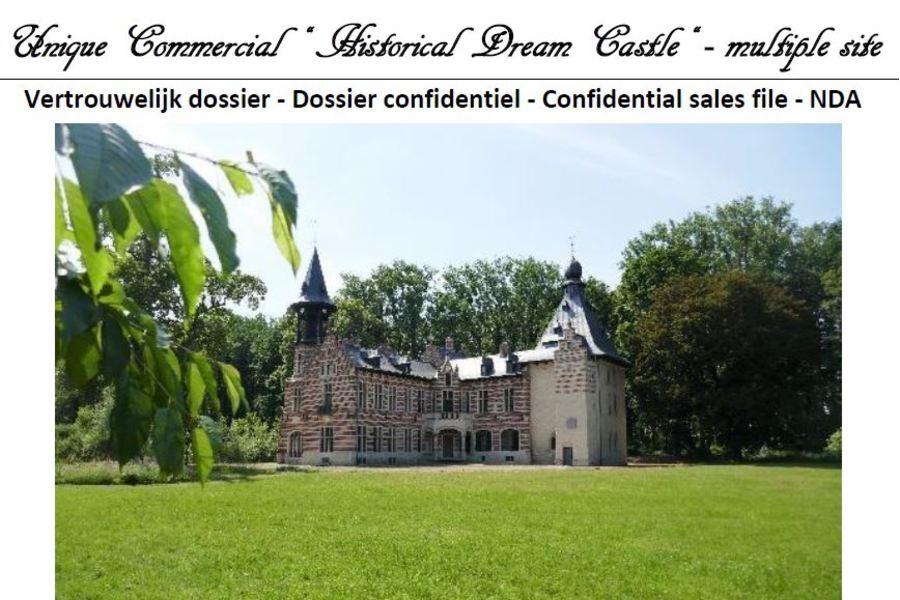 Centre of Europe – Province of Brabant near Brussels (op 15 min centrum 1000 BXL)