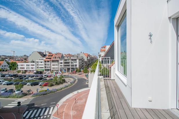 DUPLEX-appartement in NIEUWBOUWCONSTRUCTIE