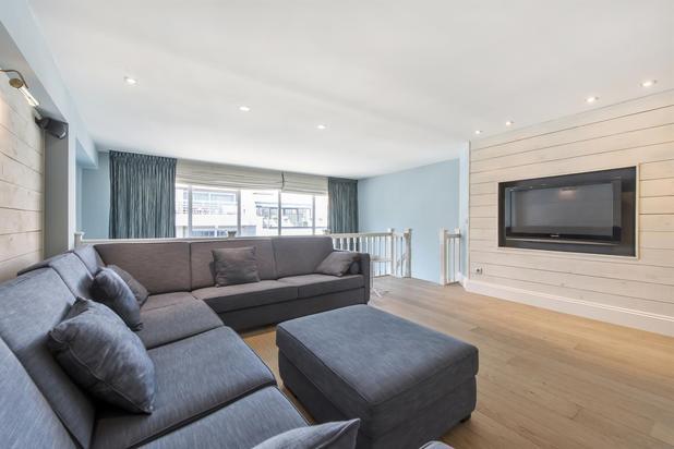 Prachtig mezzanine-appartement vlakbij het Rubensplein