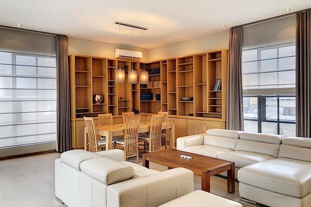 Penthouse te huur in Brussel met referentie 19101626365