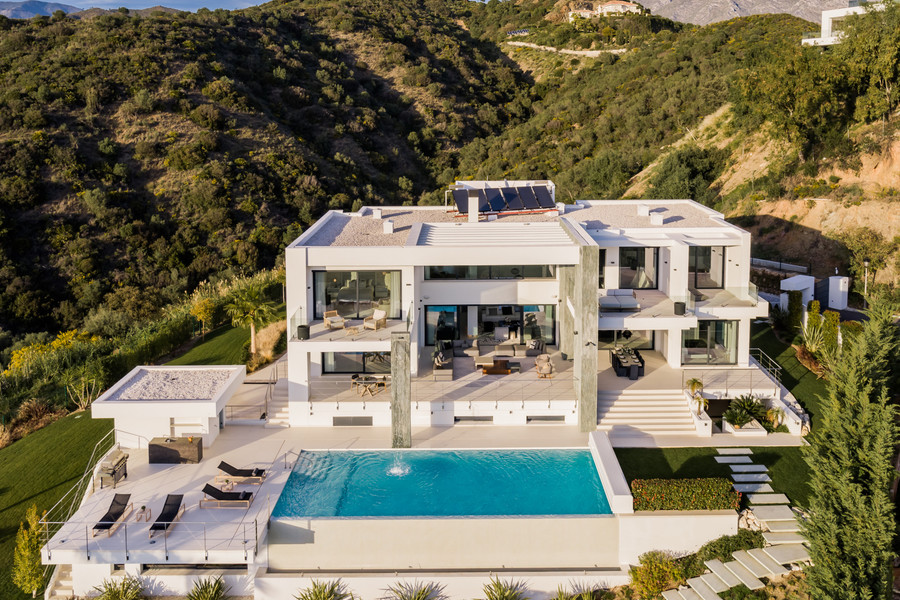 Villa te koop in Vega del Colorado, Benahavis