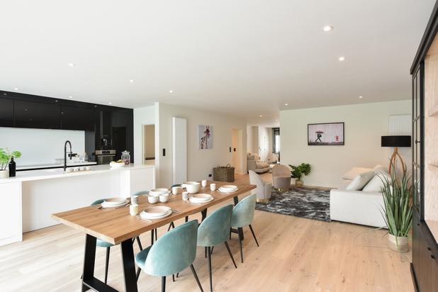 Zéér ruime nieuwe cottagewoning nabij het Witte Duivenhof