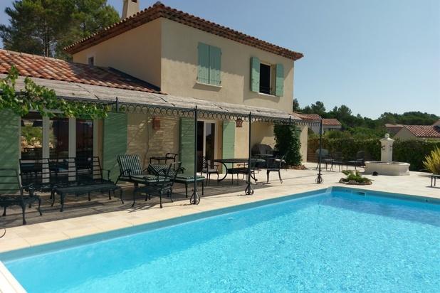 Villa près de Saint-Raphael (France) Côte d'Azur