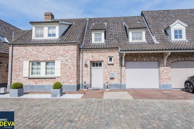 Maison récente située dans le village de Ramskapelle, proche des Polders et à quelques minutes du centre de Knokke.
