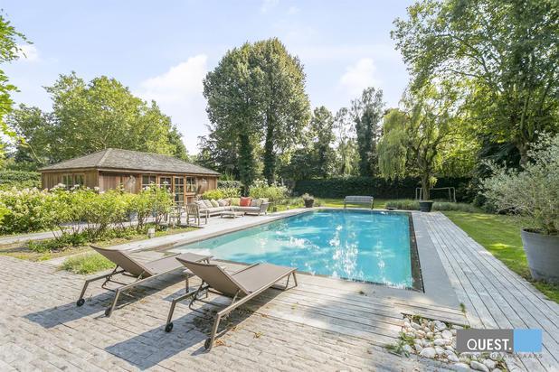 Zeldzame villa op ca 3500 m²