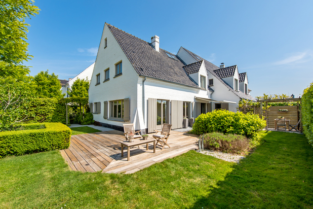 Prachtige villa met uitzicht op de polders