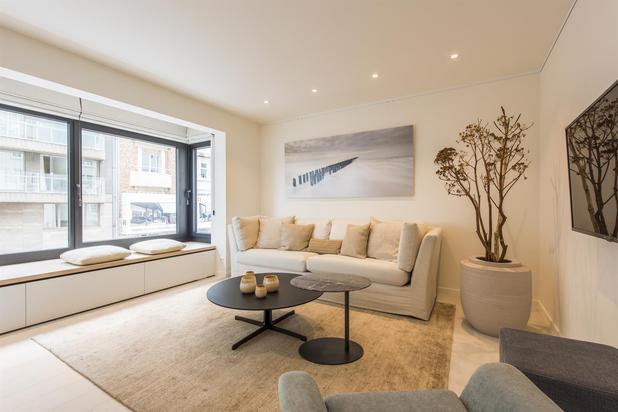 Prachtig vernieuwd appartement in het Zoute