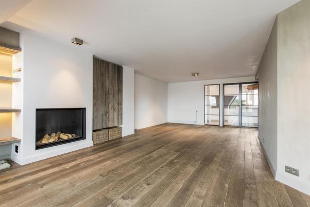 Appartement duplex très bien situé.