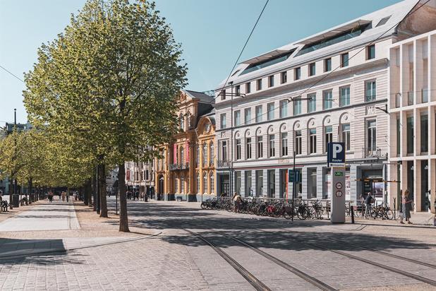 Te Koop Kouter Gent: Laatste appartement in exclusieve residentie.