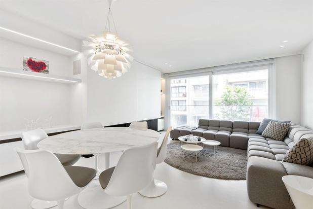 Duplex 140m² gelegen in de Parmentierlaan