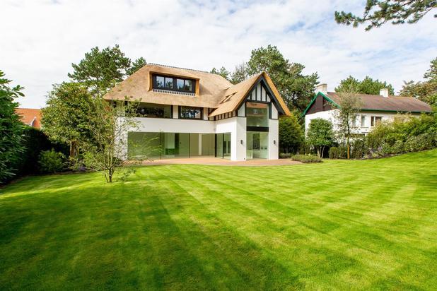 EXCLUSIF: Impressionnante villa neuve