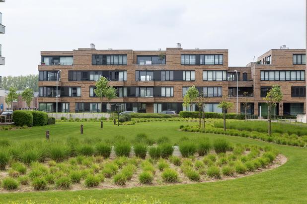 Ideaal gelegen penthouse met frontaal Scheldezicht