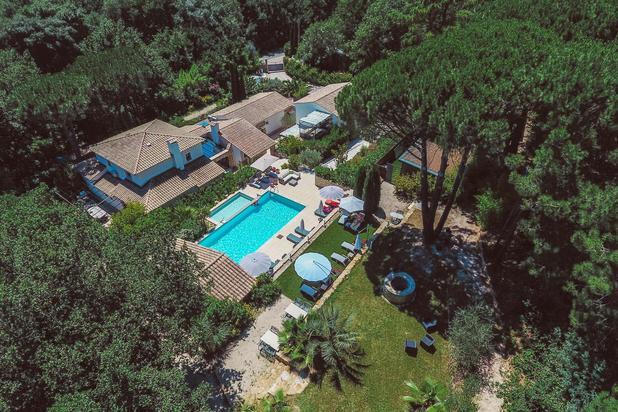 Grimaud - résidence de tourisme de luxe