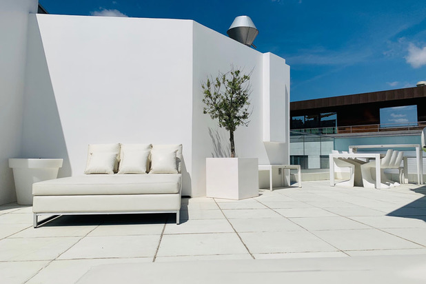 Luxurious duplex penthouse in 'het Zuid'!