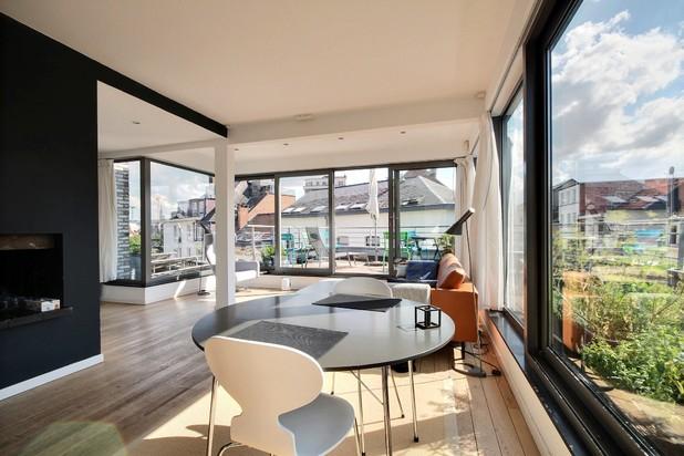 Appartement Penthouse à louer - Bruxelles