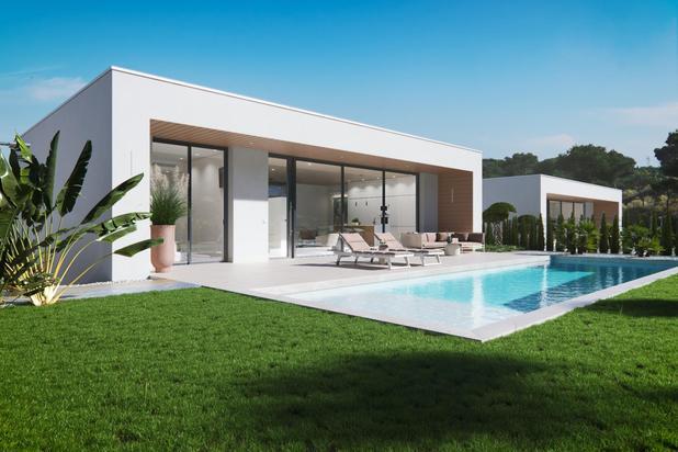 Exclusieve nieuwbouwvilla in Las Colinas Golfresort