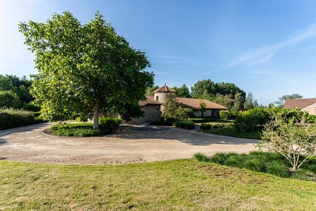 Exclusieve villa op een prachtig domein van 8940m²
