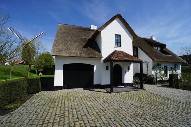 Exclusieve villa met uniek zicht