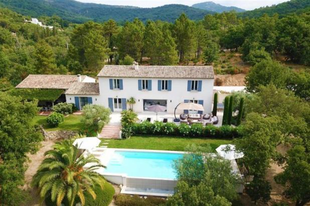 Elégante villa de 320m² avec sa maison d'invités - Grimaud, France