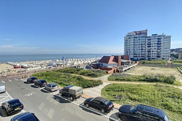Ruim appartement met prachtig zicht op zee en over het Stubbenpark