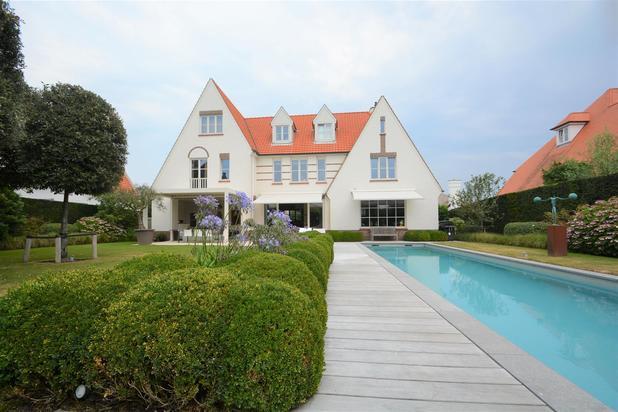 Recente villa in een rustige laan nabij het Zegemeer, de zee en het strand...