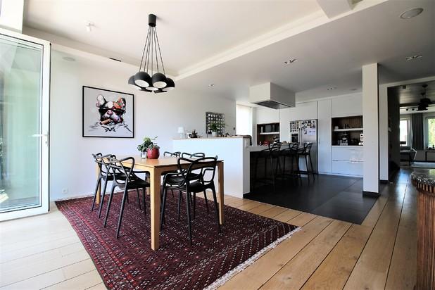 Duplex-Penthouse van 210 m² met terras