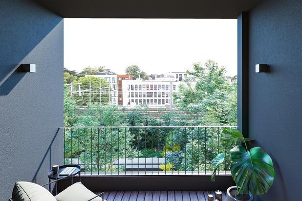 Prachtig renovatieproject met 1, 2 en 3 slaapkamerappartementen te Gent, nabij Sint-Pieters-Station