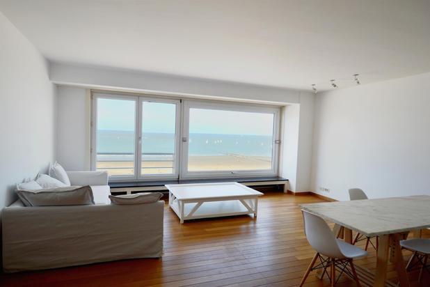 Appartement op de Zeedijk Duinbergen, nabij de zeilclub