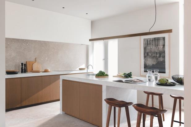 Schitterend afgewerkt appartement met ruim zonneterras