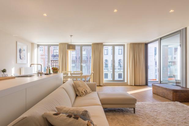 Luxueus appartement op toplocatie te Gent