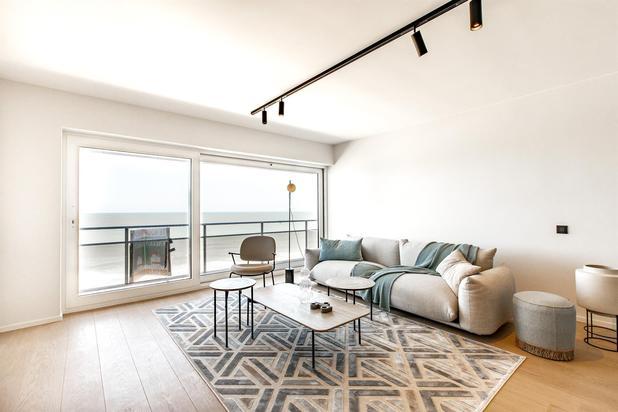 Prachtig appartement met zeezicht