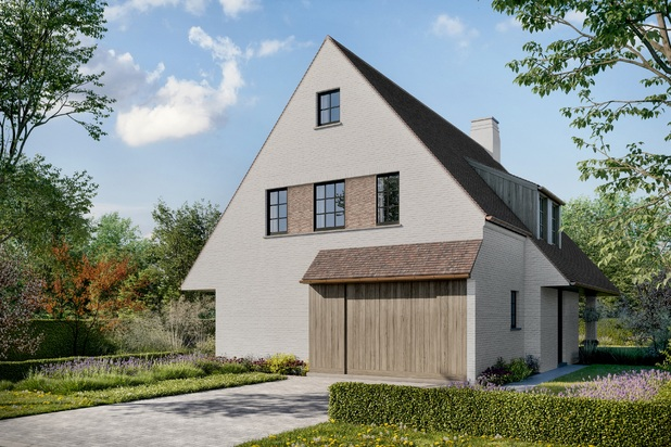 Deze nieuwbouwvilla in het mooie Westkapelle wordt dé plek waar u met plezier zal vertoeven