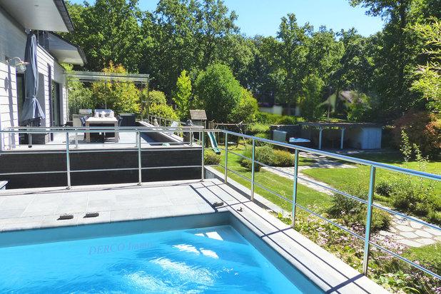 groene rand van LEUVEN * topklasse villa op 26 are * zeer RUSTIG * zwembad *