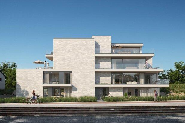 Prachtig appartement met drie slaapkamers vlak bij het strand van Sint-Idesbald