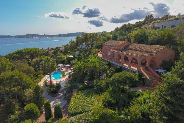 Magnifique Villa de luxe à Sainte Maxime.