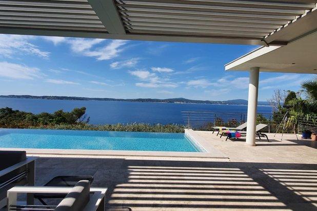 Demeure de Prestige avec vue exceptionnelle à Sainte Maxime